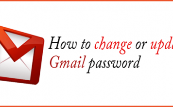 How To Change Gmail Password-featured