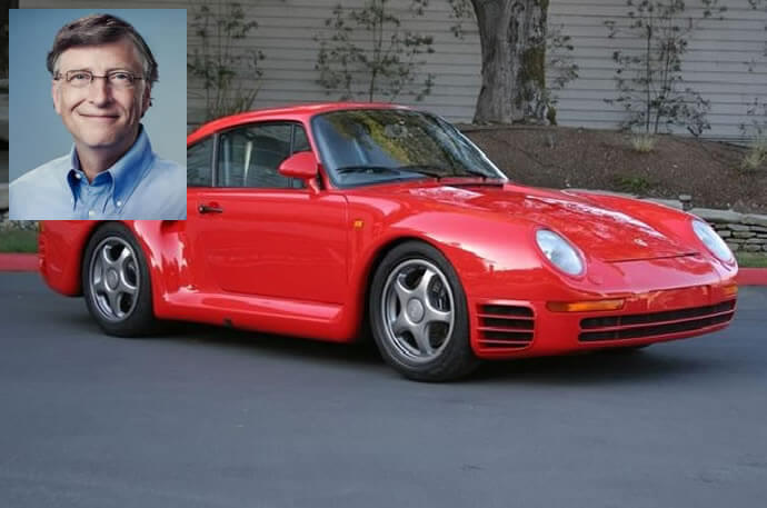 Bill Gates All Car >> Interesting Facts about Bill Gates Cars