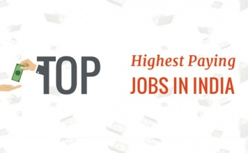 Top Highest Paying Jobs in India