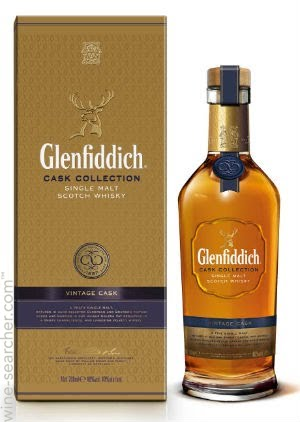 Rich People Like To Buy - most expensive bottle of vintage Glenfiddich whisky