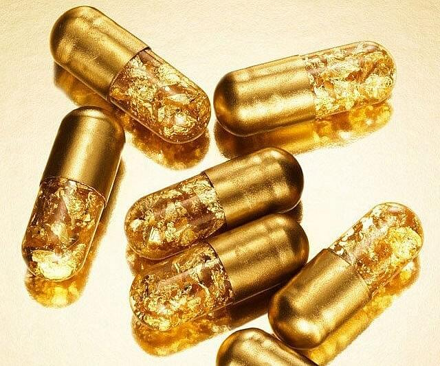 Rich People Buy Gold pills