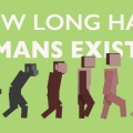 how long have humans been on earth