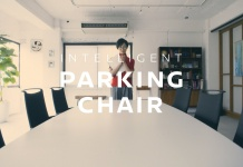 Nissan's Unveils Its Self-Parking Office Chairs