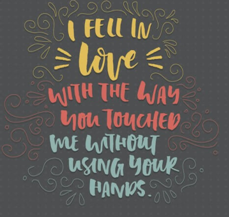 Cute Romantic Quotes For Her And Him