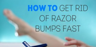 How To Get Rid Of Razor Bump