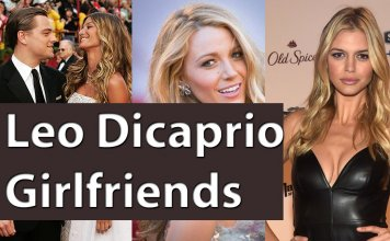 Leonardo DiCaprio Girlfriends