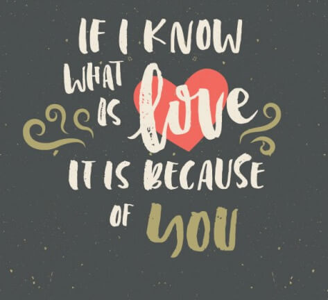 Romantic Quotes For Her And Him