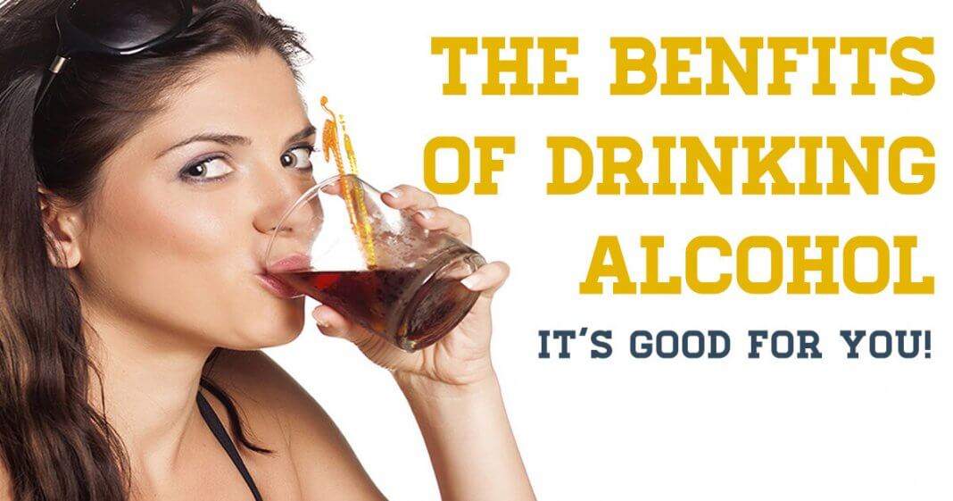 is alcohol good for your health 15022015 the idea that alcohol might be good for our heart and blood vessels is a popular one, right up there with the notion that chocolate is a health food.