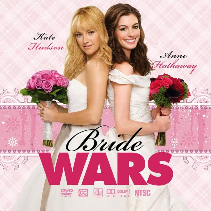 Anne Hathaway Bride Wars: Awesome List Of 2009 Comedy Hollywood Films