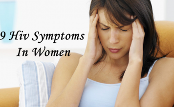 Hiv Symptoms In Women