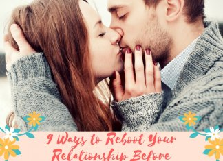 9 Ways to Reboot Your Relationship Before Valentine's Day