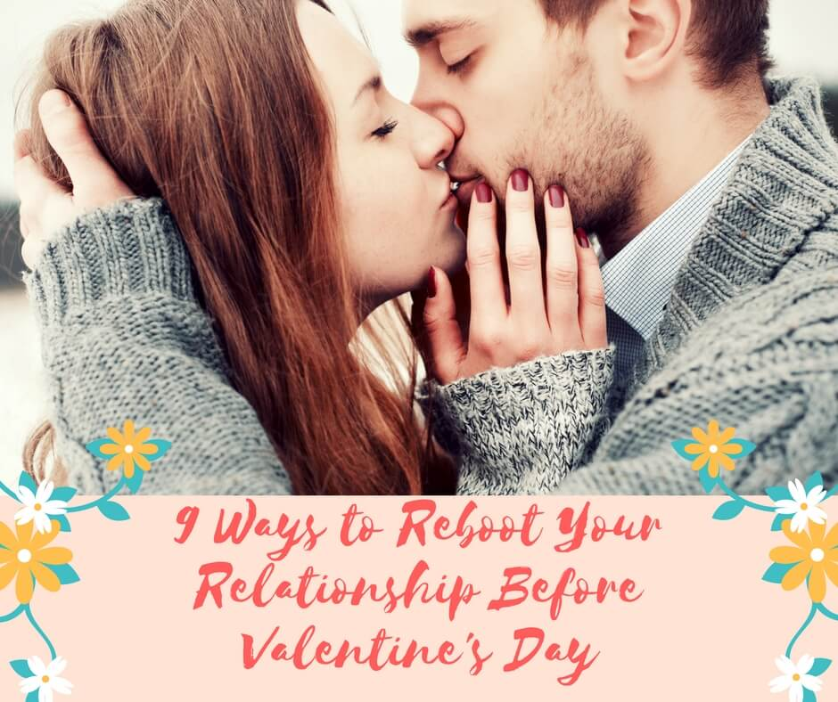 how to improve your relationship Before Valentine's Day