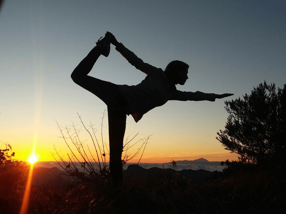 Yoga for Healthy