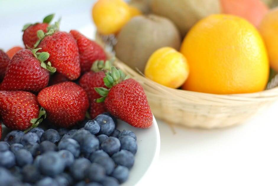 skin Hydration by fruits