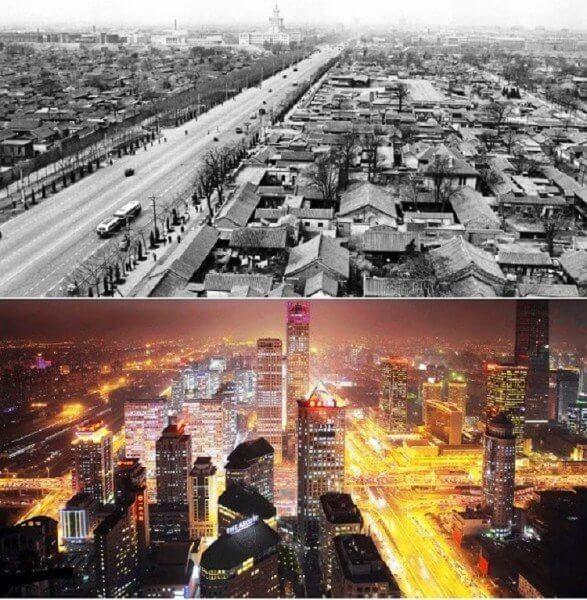 Kuala Lumpur, Malaysia – 1990´s and now