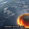 Large Asteroid Impact Simulation
