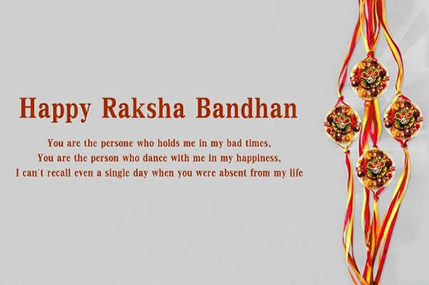 Happy Raksha Bandhan Quotes #10