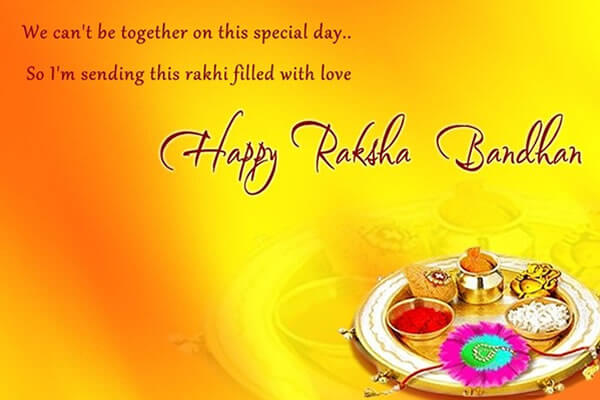Happy Raksha Bandhan Quotes #11