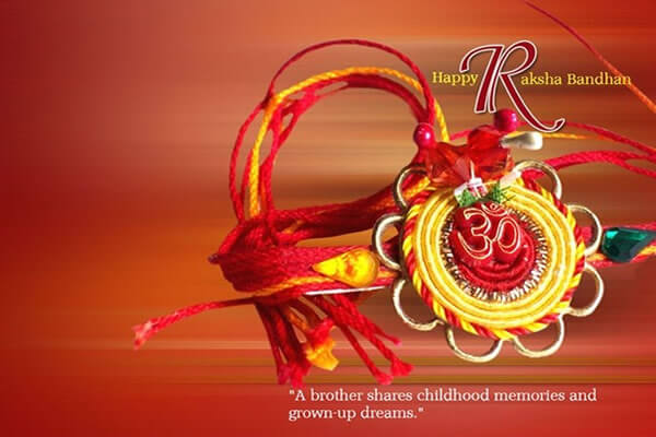 Happy Raksha Bandhan Quotes #14