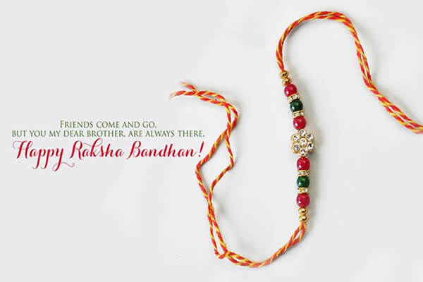 Happy Raksha Bandhan Quotes #3