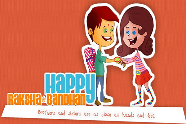 Happy Raksha Bandhan Quotes #5