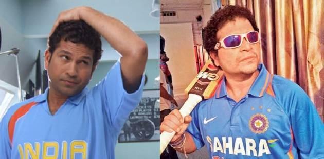 celebrity look alike #Sachin Tendulkar