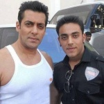 celebrity look alike #Salman Khan