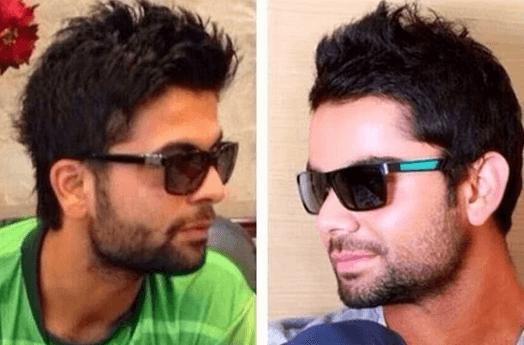 celebrity look alike #virat Kohli