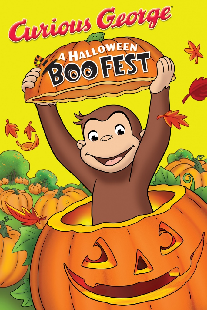 Halloween Movies-Curious George A Halloween Boo Fest