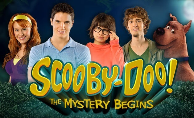 Halloween Movies-Scooby-Doo! The Mystery Begins