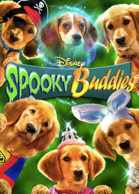 Halloween Movies-Spooky Buddies