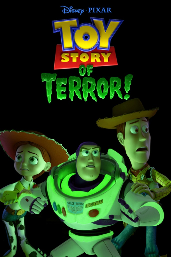 Halloween Movies-Toy Story of Terror