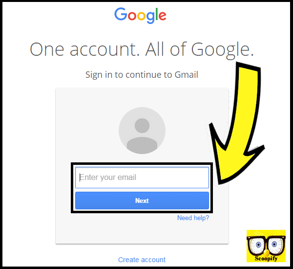 How To Change Gmail Password-1