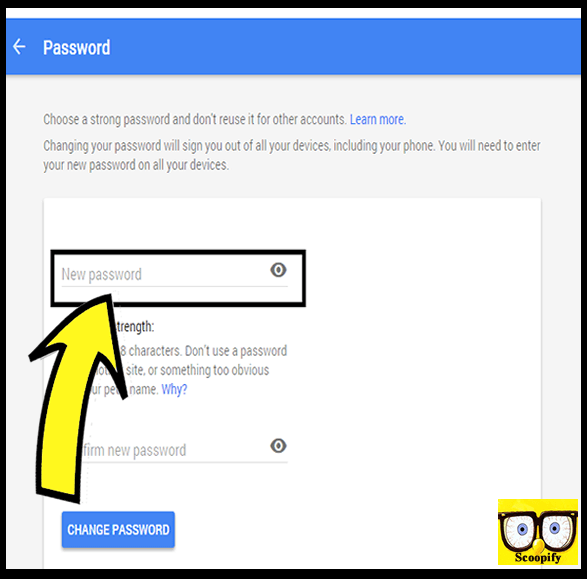 How To Change Gmail Password-6
