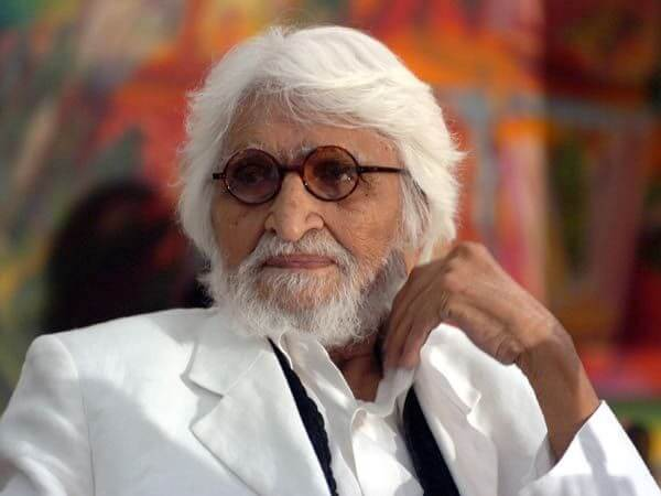 M.F. Husain's 100th Birthday #1