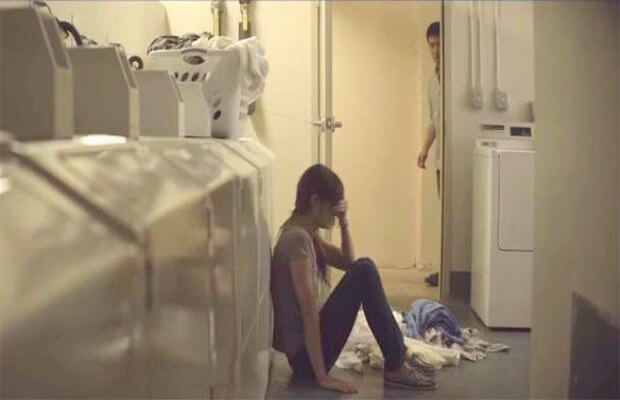 Husband Catches His Wife Crying While Doing Laundry. At that point, She Tells Him the Shocking Truth