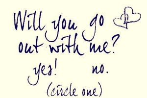 15 Cute Ways to Ask a Girl Out-Poster
