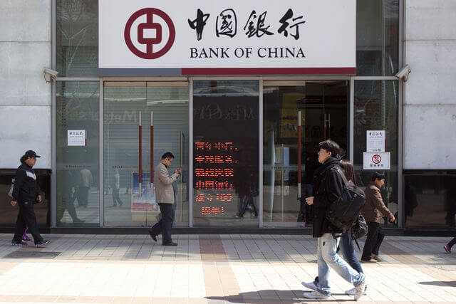 Top 10 Banks in the world-Bank of China