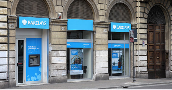 Top 10 Banks in the world-Barclays Bank PLC