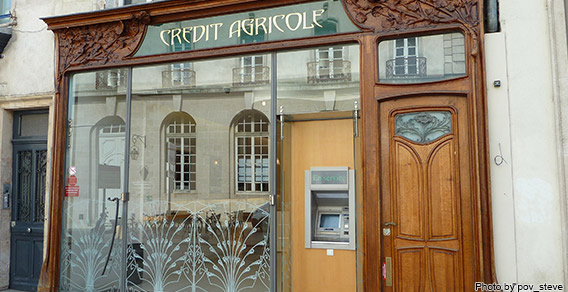 Top 10 Banks in the world-credit-agricole-group