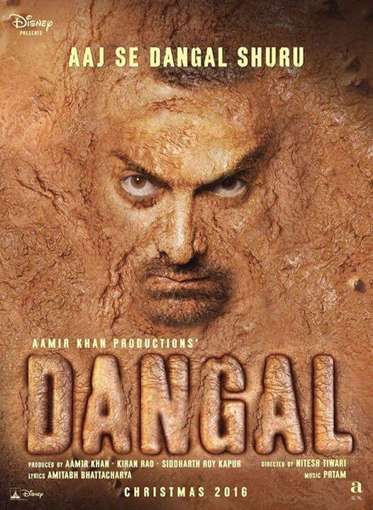 Upcoming bollywood movies 2016-dangal