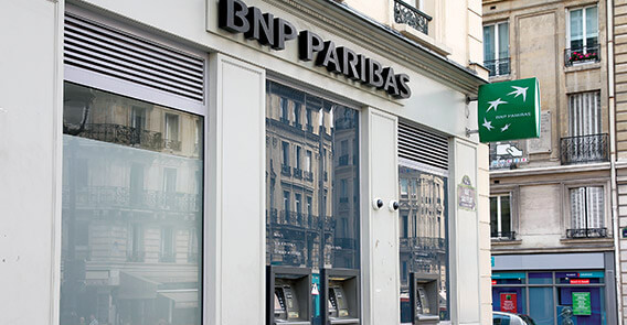 top 10 banks in the world-BNP Paribas