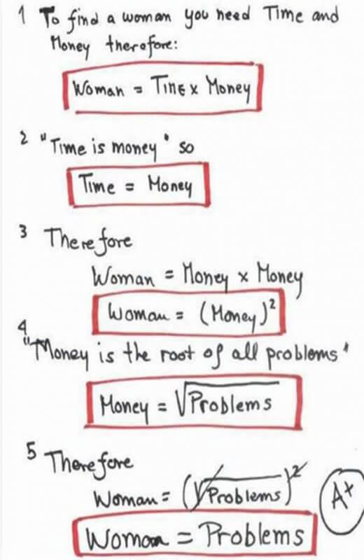 Funny Exam AnswersProblem
