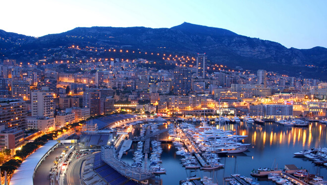 The 7 Smallest Countries in the World-Monaco