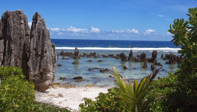 The 7 Smallest Countries in the World-Nauru
