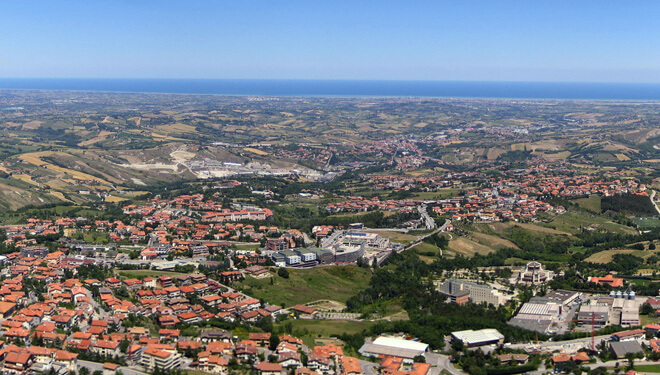 The 7 Smallest Countries in the World-San Marino