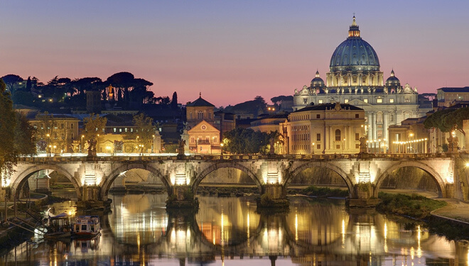 The 7 Smallest Countries in the World-Vatican