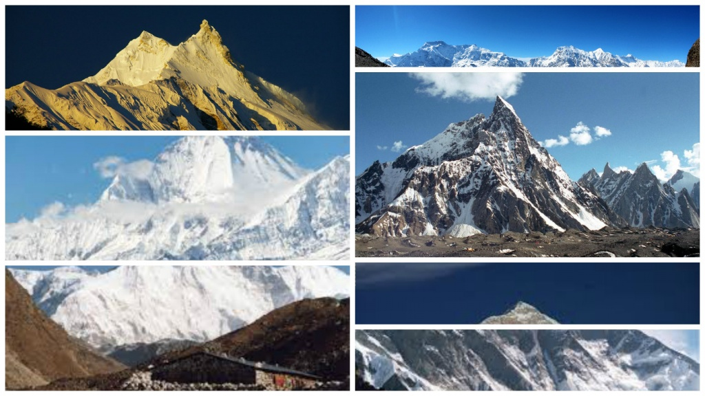 Top 10 Highest Mountains In The World-Featured
