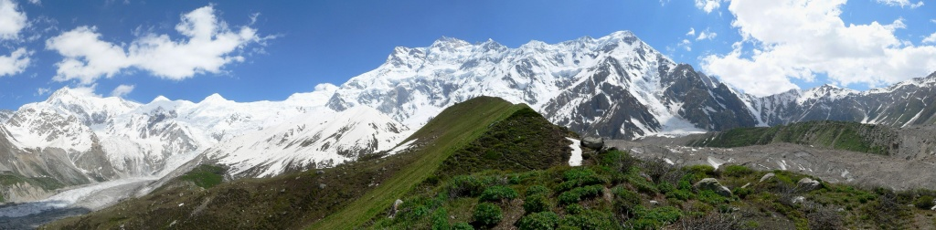 Highest Mountains In The World-Nanga Parbat, Himalaya