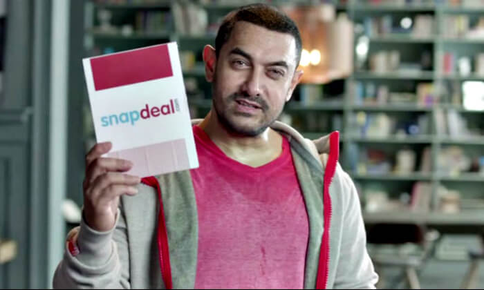 People challenging Aamir Khan's remarks Wreck Havoc on Snapdeal. Numerous Uninstall Apps, Launch #AppWapsi